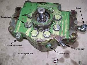 John Deere Radial Piston Pump By Insanehydraulics