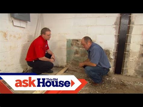 Installing A Bar In Basement by How To Install A Basement Bathroom Ask This House