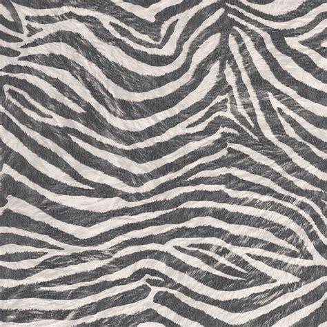 Animal Print Wallpaper B Q - graham brown black white zebra stripes wallpaper