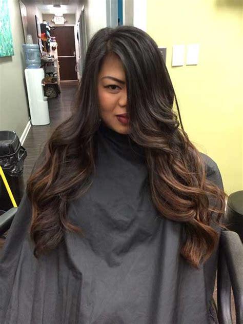 25 Long Dark Brown Hairstyles Hairstyles And Haircuts