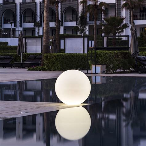 globe led indoor outdoor l smart green globe led indoor outdoor l by ylighting