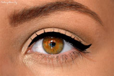 perfect eyeliner   eyes manon ts todaysbeauty