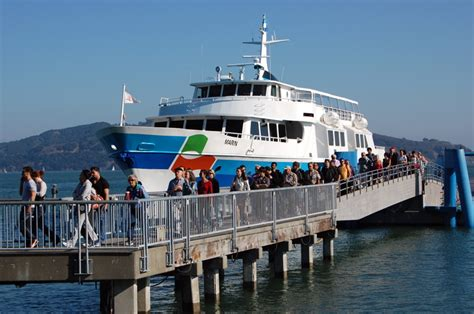 Ferry Boat Sausalito by Directions The Gables Inn Sausalito