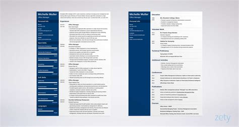 Can Resumes Be 2 Pages 2 page resume will it crush your chances format