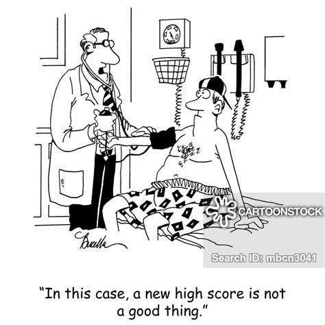 blood pressures cartoons  comics funny pictures
