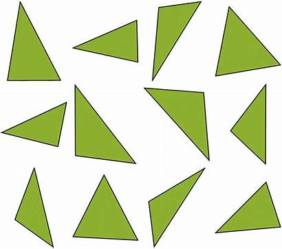 Triangle Open Sequence Points Distributing Evenly Triangles