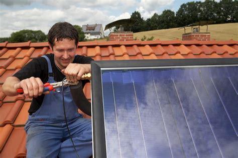 Gasheizung Pflege Und Wartung by Solarthermieanlage Wartung Inspektion Gt Dies Solte
