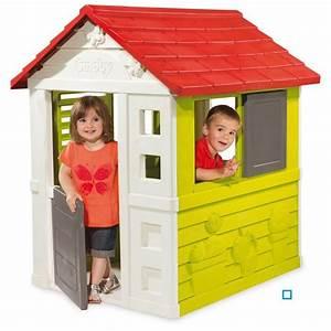 Cabane Pour Enfant Pas Cher : cabane de jardin pour enfant achat vente jeux et jouets pas chers ~ Melissatoandfro.com Idées de Décoration