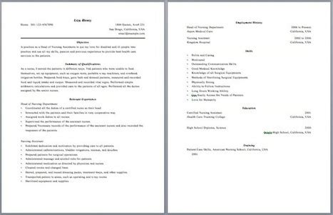 Human Voiced Resume Review by Exle Resume Human Voice Resume Exle