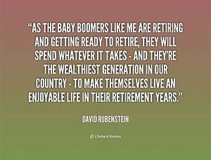 Baby Boomers Quotes. QuotesGram