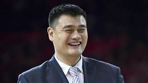 Yao Ming, nuevo presidente de la Federación de China
