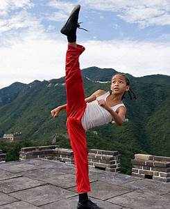 Meet the new Karate Kid: Will Smith's high-kicking son ...