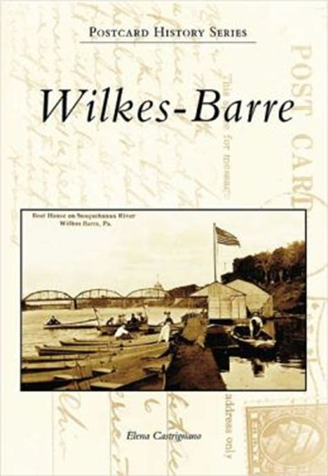 barnes and noble wilkes barre wilkes barre pennsylvania postcard history series by