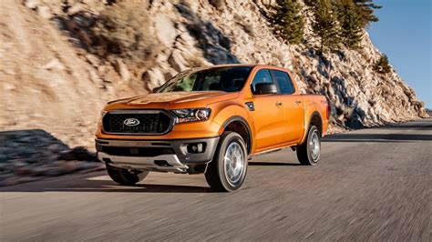 2019 Ford Ranger First Drive Review