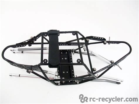 Rc4wd Rock Rider Tube Chassis W/ Upper And Lower