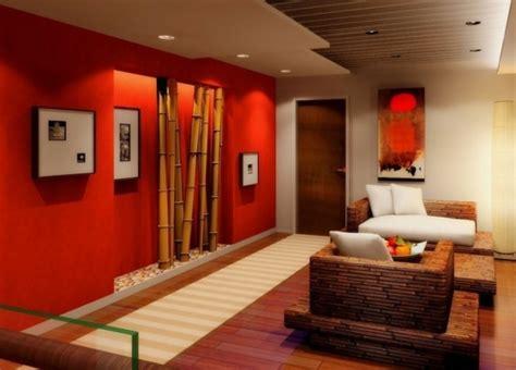 Décoration Salon Zen Bambou