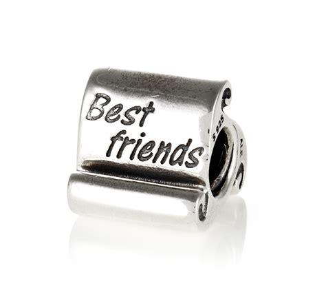 Pandora Charm Best Friend Pandora Silver Best Friends Charm 790512 Greed