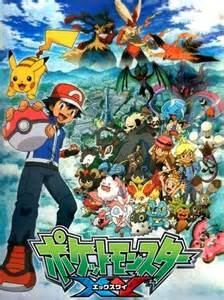 Pokemon XY Series