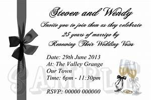 best collection of wedding vow renewal invitations With wedding invitations for renewal of vows