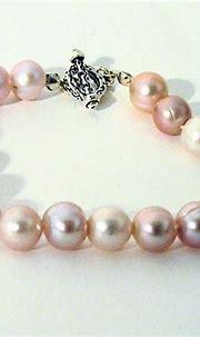 Pink Pearl | Pink Pearl Bracelet on Etsy | StacyZ aka ...