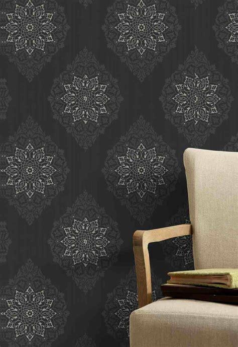 kelly hoppen  cm  tattoo charcoal wallpaper