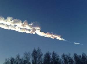 Russian Meteor In Chelyabinsk Emitted Dust Which Travelled ...