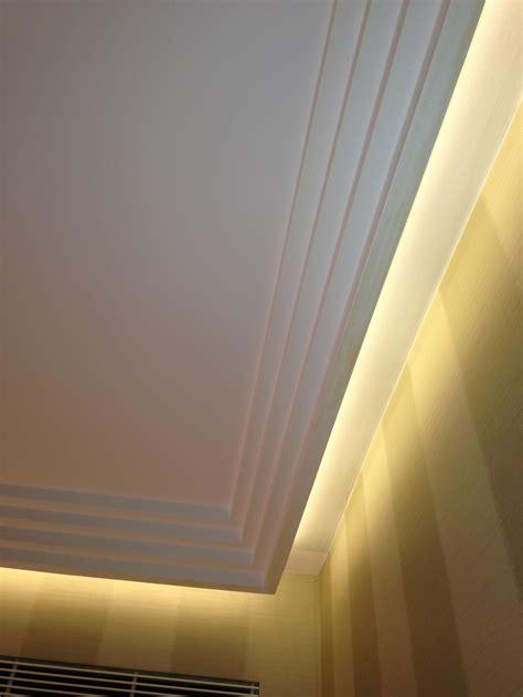 cornice lighting lighting troughs  brighten   room