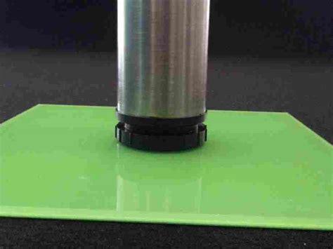 Tischbeine Für Glastisch by Glastechnik H Rottler Edelstahl Tischbeine F 252 R