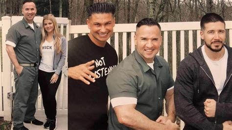 The Situation Seen In Prison For First Time With Vinny And Pauly D