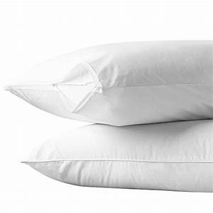 free shippingallerease cotton allergy protection pillow With body pillow allergy cover