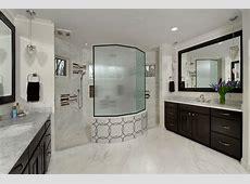 Master Bath WalkThrough Shower & Separate Vanities