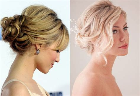 updos  short hair easy quick styles