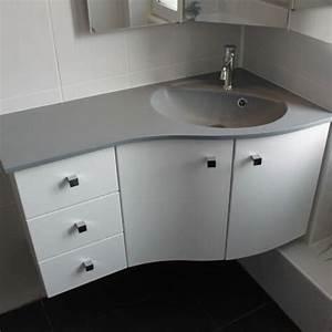 meubles de salle de bain java borneo bora bora With meuble salle de bain ligne courbe