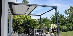 Fabriquer Une Pergola En Alu : prix pour faire construire une pergola en aluminium ~ Edinachiropracticcenter.com Idées de Décoration