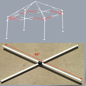 envoy  instant canopy gazebo side truss bars replacement parts