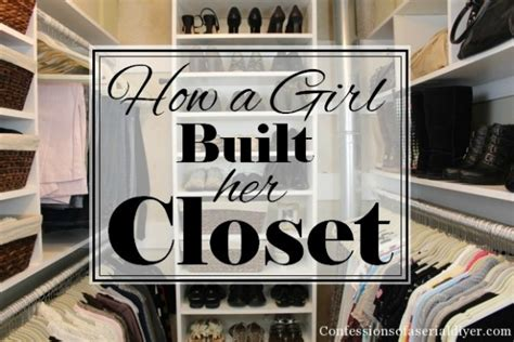 Confessions Of A Closet by How A Built Closet By Confessions Of A Serial Do