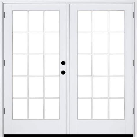 masterpiece 70 3 4 in x 79 1 4 in fiberglass white left