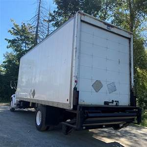 2006 Sterling Acterra 24 Ft Box Truck 6 Speed Manual  Langley