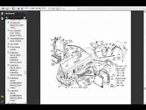 Kubota L3130 Tractor Parts Manuals