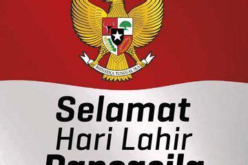 Segala perbedaan itu tak membuat kita jauh karena kita indonesia, kita pancasila. Ucapan Hari Kesaktian Pancasila