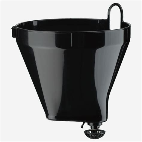We use filtered water and clean our coffee maker regularly. Filter Basket Holder - ca-cuisinart
