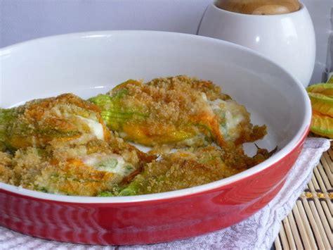 fiori di zucca gratinati fiori di zucca gratinati ripieni gluten free dinners