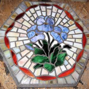 Mosaic Stepping Stones Craft Projects