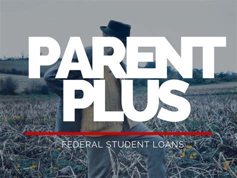 Federal Direct Parent Plus Loan