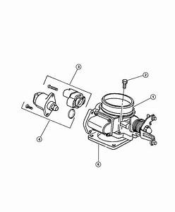 91 Chrysler Throttle Body Diagram