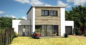 photos facades de maisons modernes With idee facade maison moderne