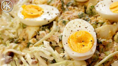 Keto Tuna Salad - Headbanger's Kitchen - Keto All The Way! images
