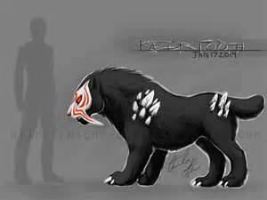 Rwby Grimm Creatures