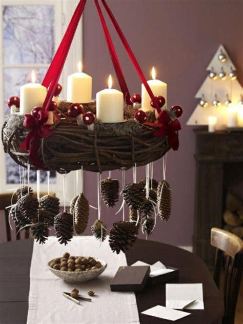 Weihnachtsdeko Zum Hängen by 106 Atemberaubende Adventskranz Ideen