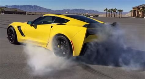 heres      corvette  burnouts  date